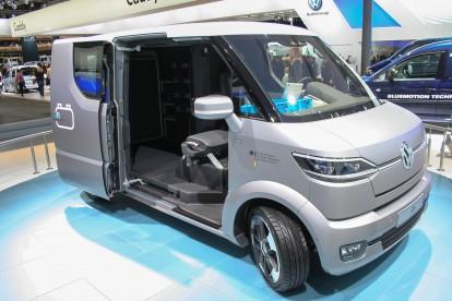 VW eT auf der IAA 2012