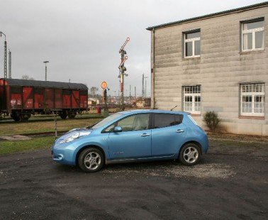 Nissan LEAF mit Preisvorteil von über 25 Prozent im Leasingpaket