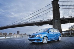 Mercedes B-Klasse Electric Drive