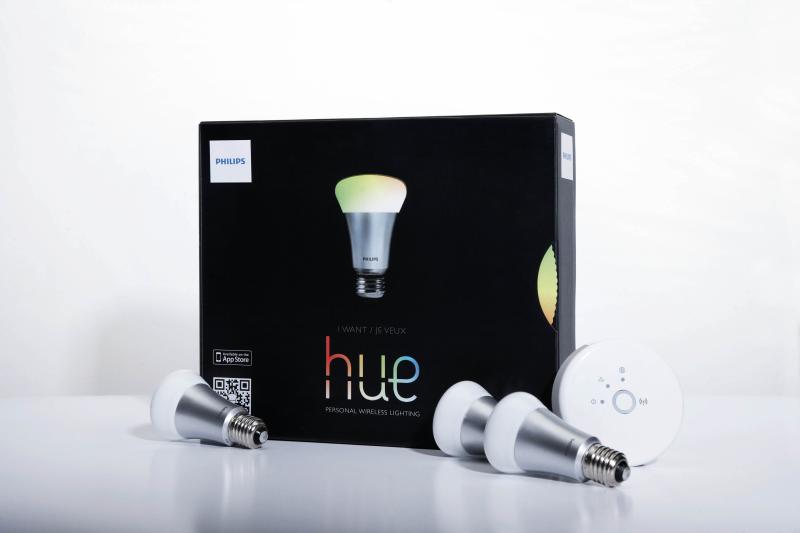 LED-Lampe von Philips mit zwei eigenen Entwicklerschnittstellen