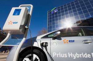 Toyota Plug-in-Hybrid