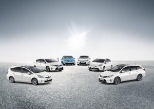 Toyota Hybride 2013