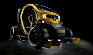 Renault Twizy F1 Concept