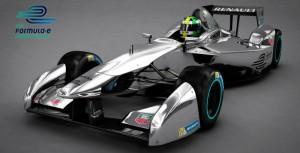 Formula E Bolide 2014