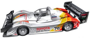 Toyota TMG EV P002