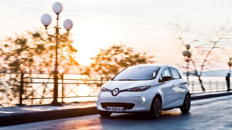 Renault Zoe 2013
