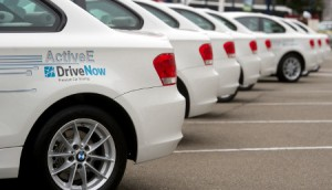 BMW ActiveE DriveNow