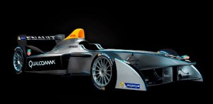 FIA Formula E Spark-Renault SRT_01E
