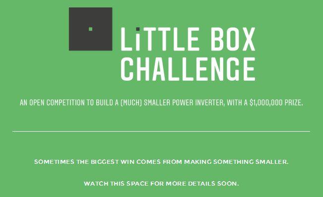 Google mit Wettbewerb für Mini-Wechselrichter – 1 Million US-Dollar Preisgeld