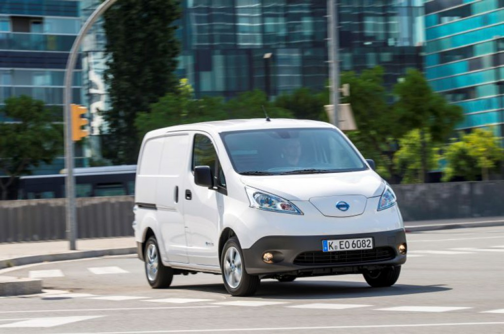 nissan e nv200 kastenwagen im test. Black Bedroom Furniture Sets. Home Design Ideas