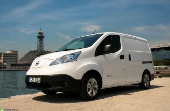 Nissan und RWE mit bis zu 5.000 Euro auf e-NV200 für Handwerksbetriebe