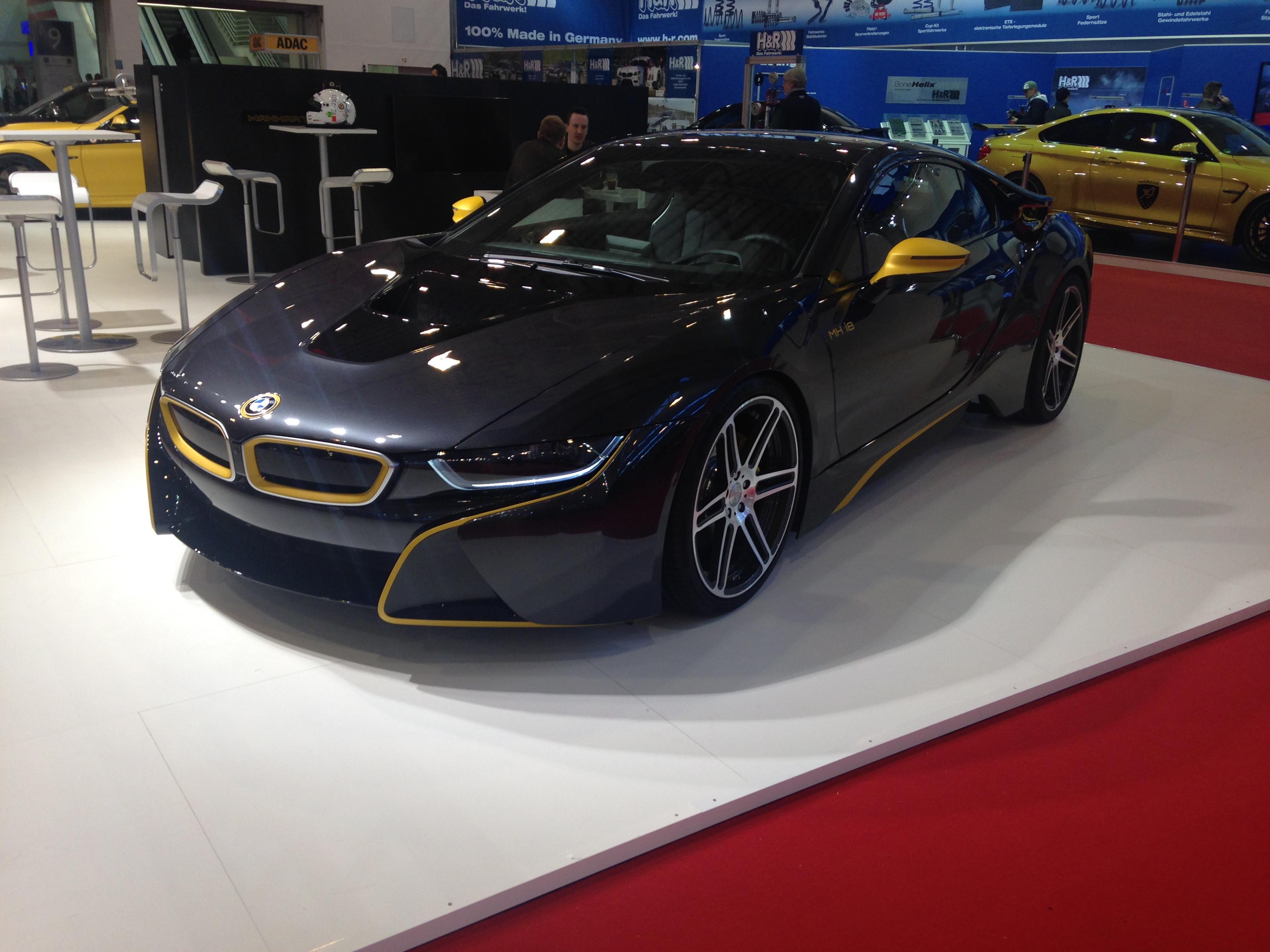 BMW i8 - Essen Motor Show 2014