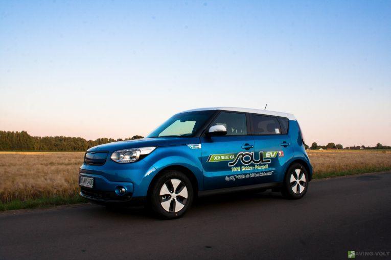 Kia Soul EV im ersten Kurztest – Elektrisch solide