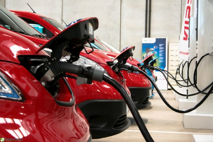 Anwendungsfall: Ladung von Elektroauto