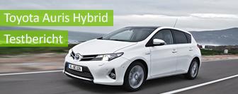 Toyota Auris Hybrid im Test