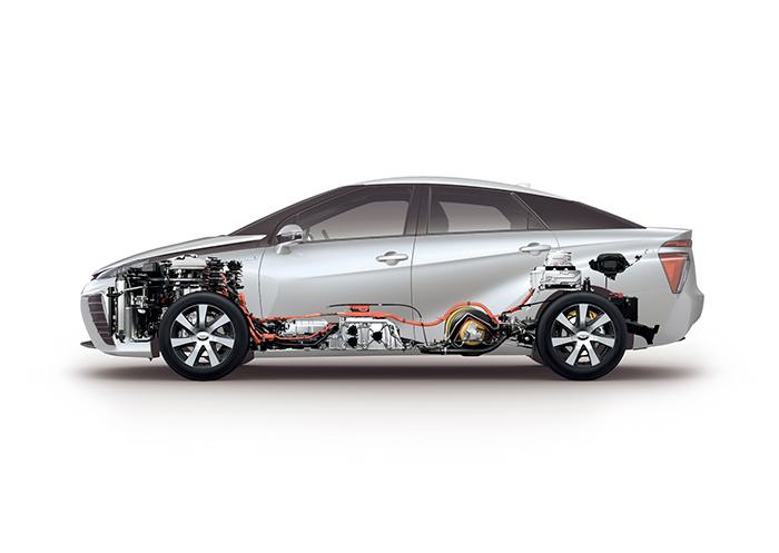 toyota-mirai-brennstoffzelle-motor