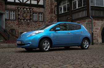 Nissan LEAF – eine Zusammenfassung