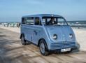 DKW Elektro Schnelllaster von 1956 wieder bei Audi