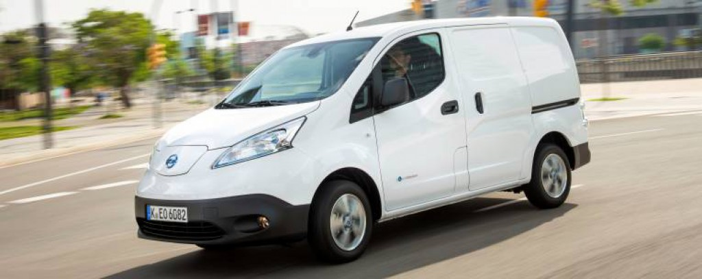 Nissan e-NV200 Transporter
