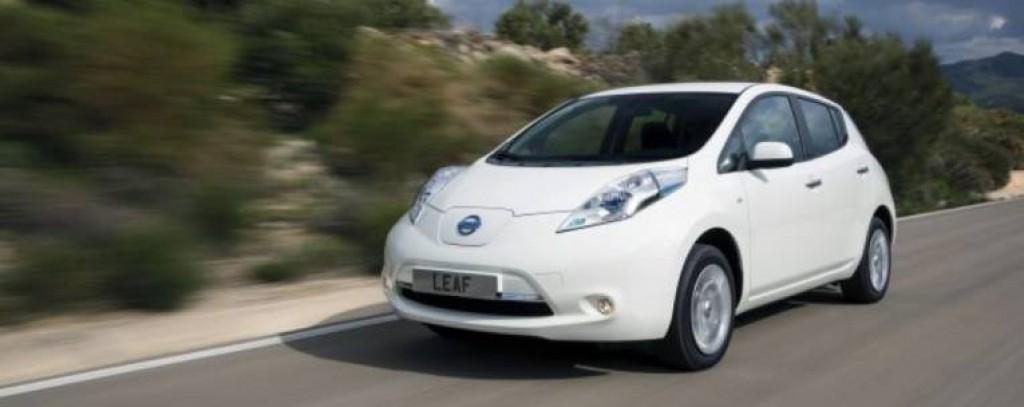 Nissan LEAF - Elektroauto