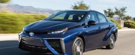 Wie der Toyota Mirai entsteht – Brennstoffzellenauto (Video)