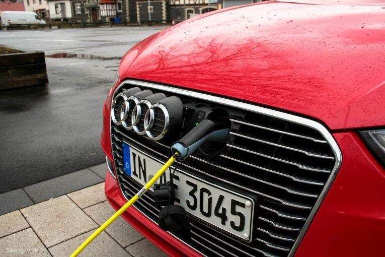 Audi A3 Sportback e-tron - Foto: Saving-Volt