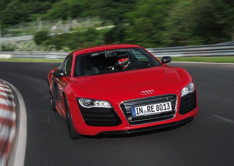 Audi R8 e-tron (Vorgängermodell)