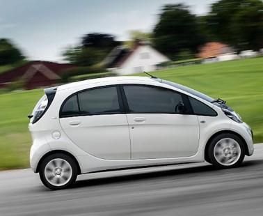 Peugeot iOn und Citroen C-Zero erhalten Update