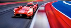 Nissan GT-R LM Nismo für LM P1 in Le Mans 2015 enthüllt (Video)