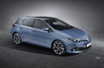 Toyota Auris Hybrid und Touring Sports Hybrid in Genf