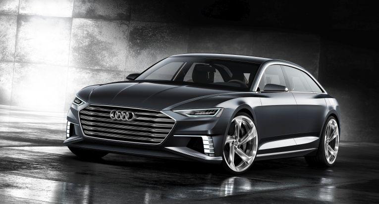 Audi prologue Avant Coupé-Studie – Showcar in Genf
