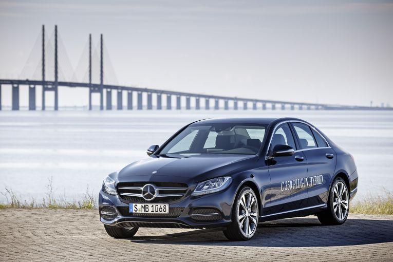 Mercedes-Benz C 350 e - Plug-in-Hybid 01
