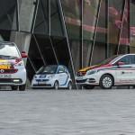 TÜV plädiert für Führerscheinprüfung auch mit E-Autos