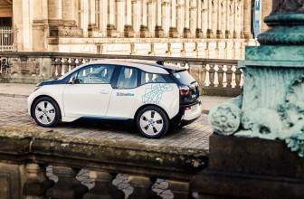 DriveNow setzt 100 BMW i3 ein – Carsharing wird beliebter
