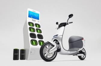 Smartscooter Gogoro in Taipeh – Elektroroller mit Akkutausch