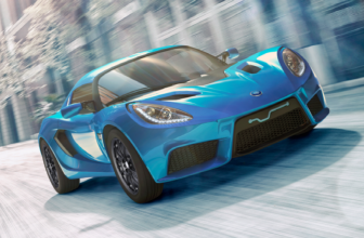 Detroit Electric bringt Elektrosportler SP:01 heraus