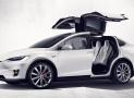 Tesla stellt Elektro-SUV Model X vor