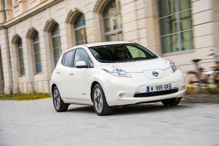 Nissan LEAF 2016 - Elektroauto