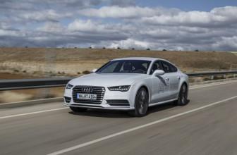 Audi A7 h-tron quattro – kurze Ausfahrt mit dem Plug-in-Hybriden