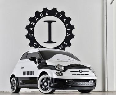 Fiat 500e Stormtrooper – Elektroauto im Star Wars-Look