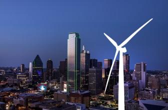 Texas verschenkt Ökostrom durch Windkraft
