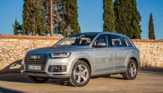 Audi Q7 e-tron quattro – Hybridmanagement überzeugt