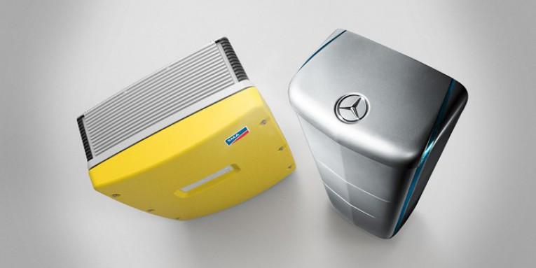 SMA und Daimler-Tochter kooperieren bei Speicherlösungen