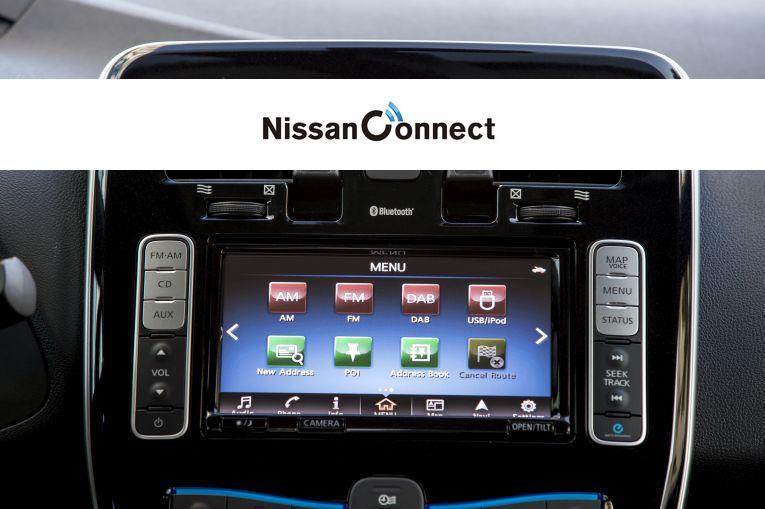 Nissanconnect Ev Das Kann Die App Im Neuen Leaf