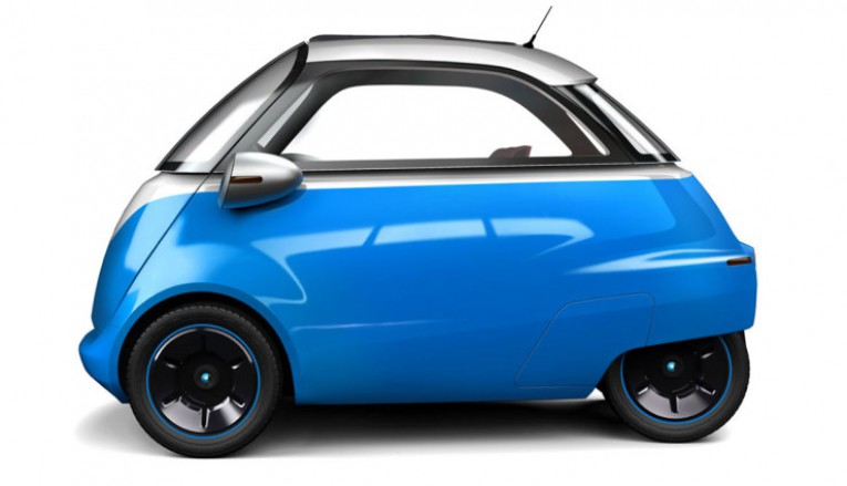 Schweizer Firma Bringt Kult Auto Isetta Als Microlino