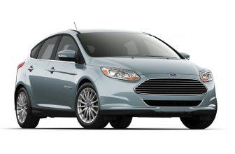 Ford Focus Electric bleibt bei 160 km Reichweite