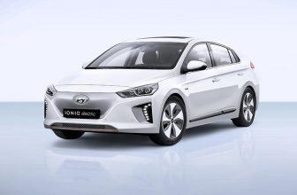 Hyundai Ioniq als Elektroauto und Hybrid im Herbst