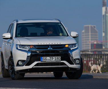 Mitsubishi Outlander PHEV mit 6.000 Euro Kaufprämie