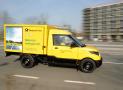 Deutsche Post ab Herbst mit Elektrofahrzeugen in Nordhessen