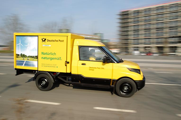 Deutsche Post �...
